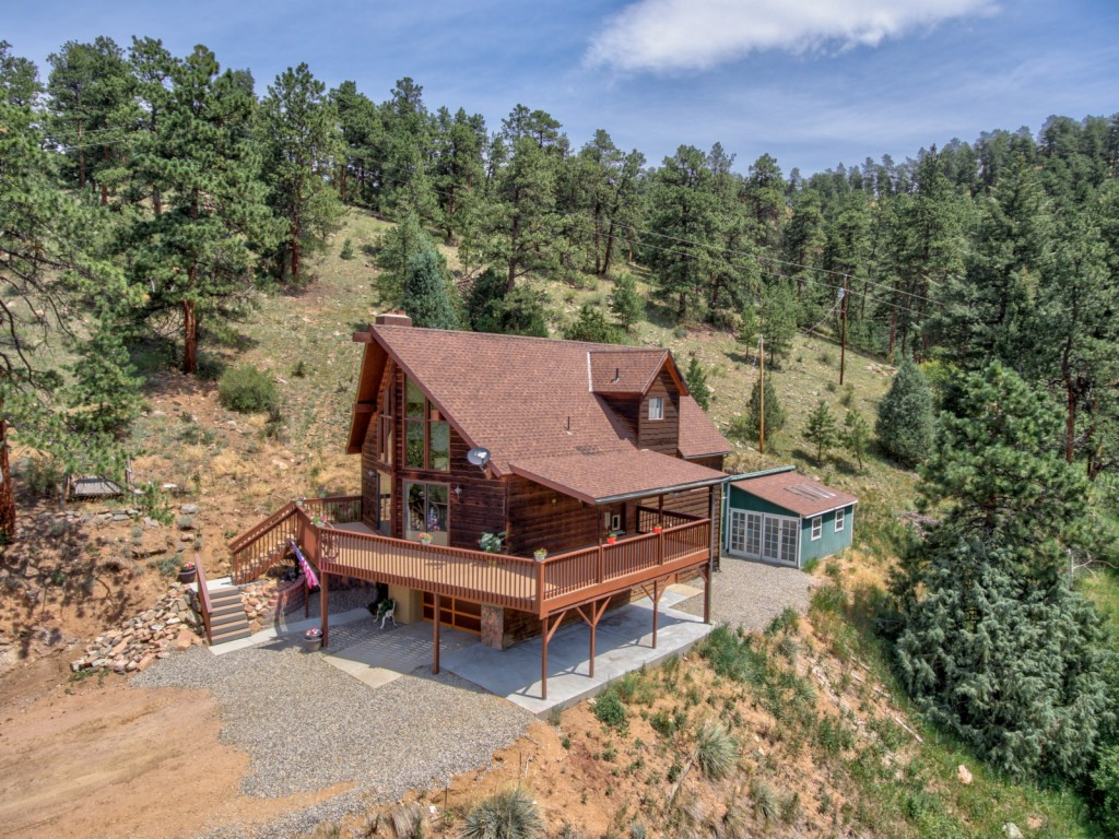 24907 Richmond Hill Rd Conifer, CO 80433