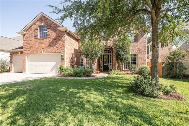 2508 Zambia DR, Cedar Park in Travis County, TX 78613 Home for Sale