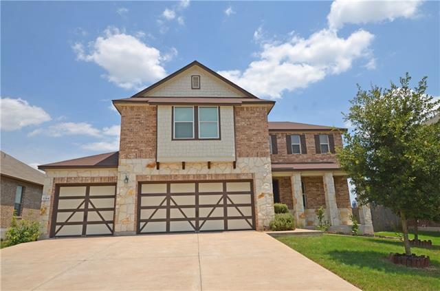 1264 Hyde Park DR, Round Rock in Williamson County, TX 78665 Home for Sale