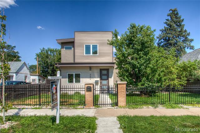 Two Story property for sale at 4656 Elm Court, Northwest Denver Colorado 80211