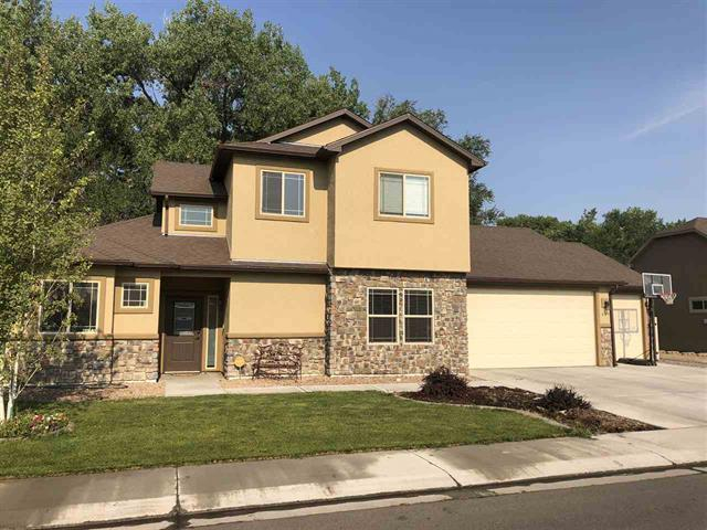 629 Allegheny Drive, Grand Junction in Mesa County, CO 81504 Home for Sale