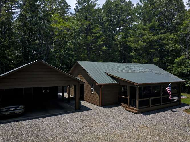 345 Morning Side Dr, Blairsville in Union County, GA 30512 Home for Sale
