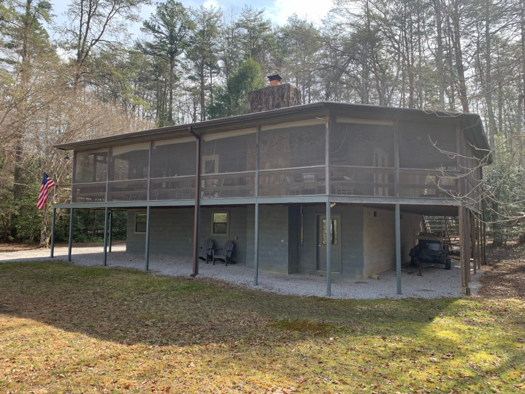249 River Refuge Blvd, Blairsville in Union County, GA 30501 Home for Sale