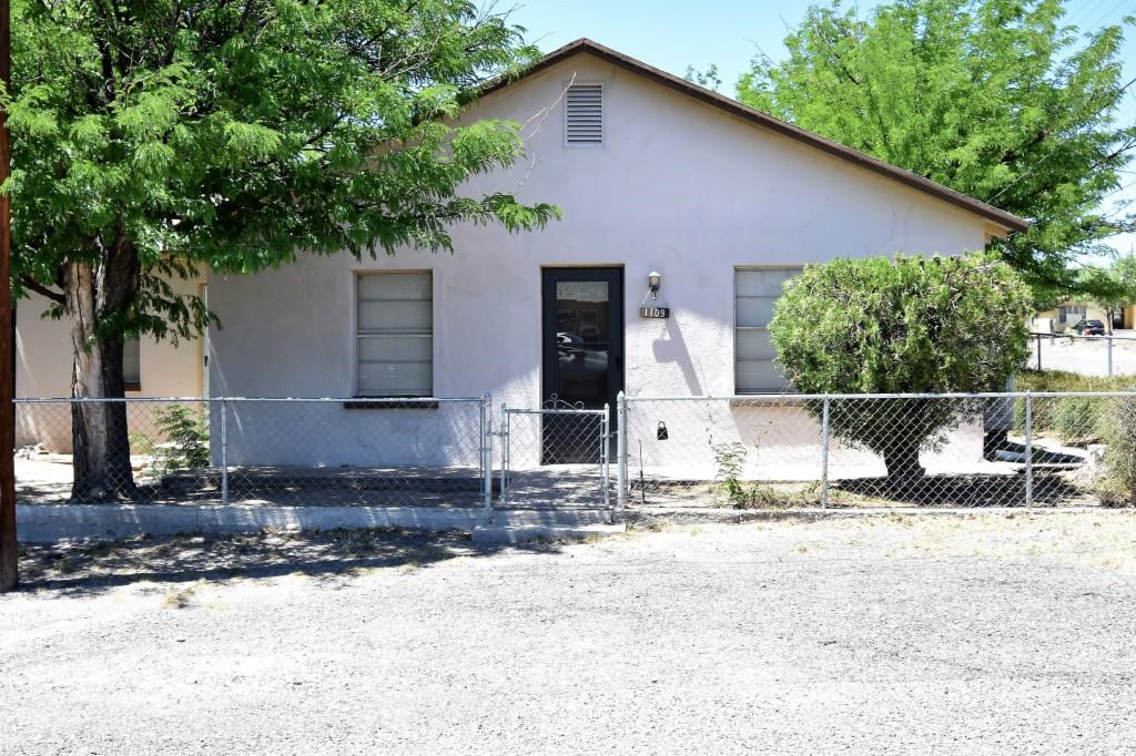 1109 E Washington Marfa, TX 79843