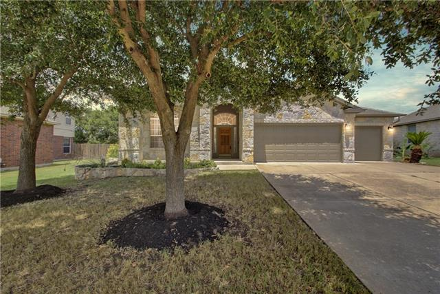 2140 Settlers Park LOOP, Round Rock in Williamson County, TX 78665 Home for Sale
