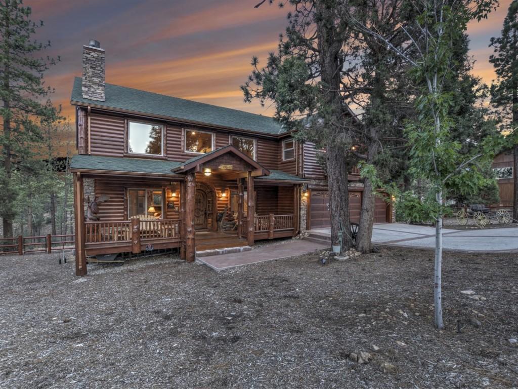 1052 Heritage, Big Bear, California