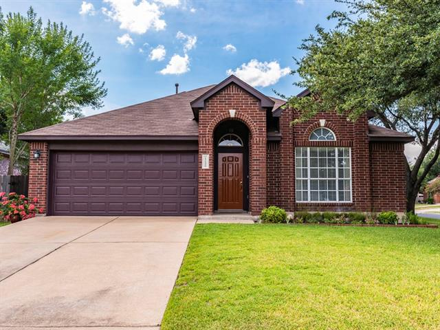 17106 Hickok DR, Round Rock in Williamson County, TX 78681 Home for Sale