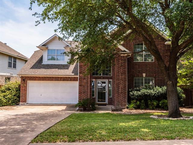 8100 Full Moon TRL, Round Rock in Williamson County, TX 78681 Home for Sale