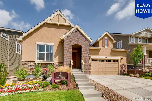Single Story property for sale at 18851 West 84th Avenue, Arvada Colorado 80007