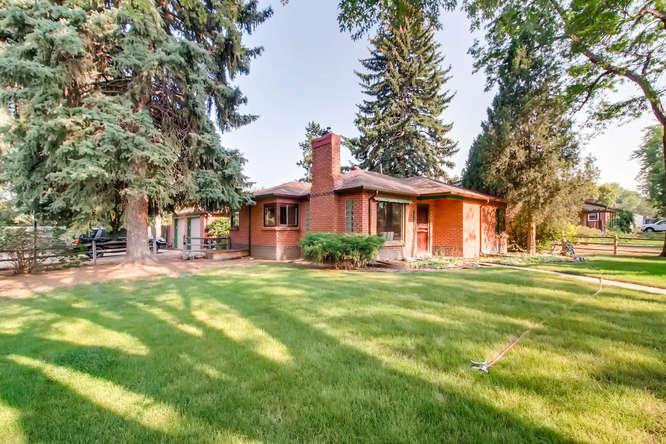 Ranch property for sale at 3290 Otis Street, Wheat Ridge Colorado 80033