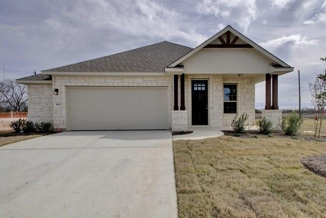 892 Centerra Hills CIR, Round Rock in Williamson County, TX 78665 Home for Sale
