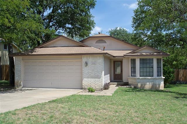 608 Live Oak DR, Cedar Park in Williamson County, TX 78613 Home for Sale