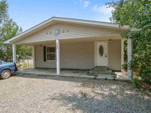 506 29 Road, Grand Junction in Mesa County, CO 81504 Home for Sale