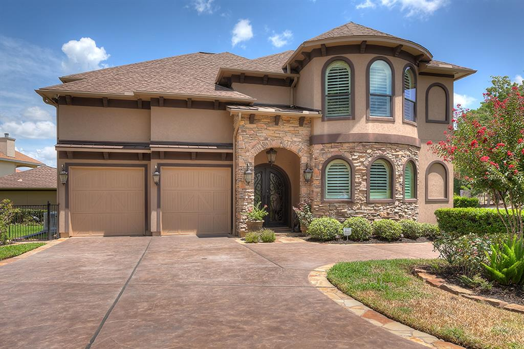 12150 Pebble View Drive, one of homes for sale in Conroe