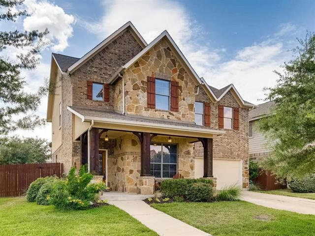 3500 Dolomite TRL, Round Rock in Williamson County, TX 78681 Home for Sale