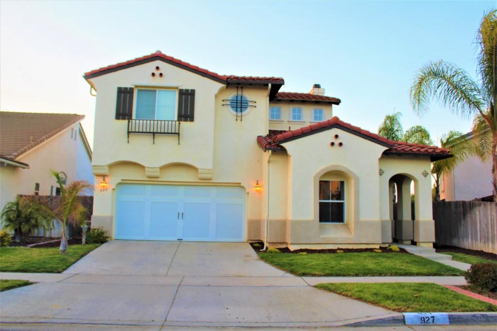 927 Louisa Terrace Santa Maria, CA 93455