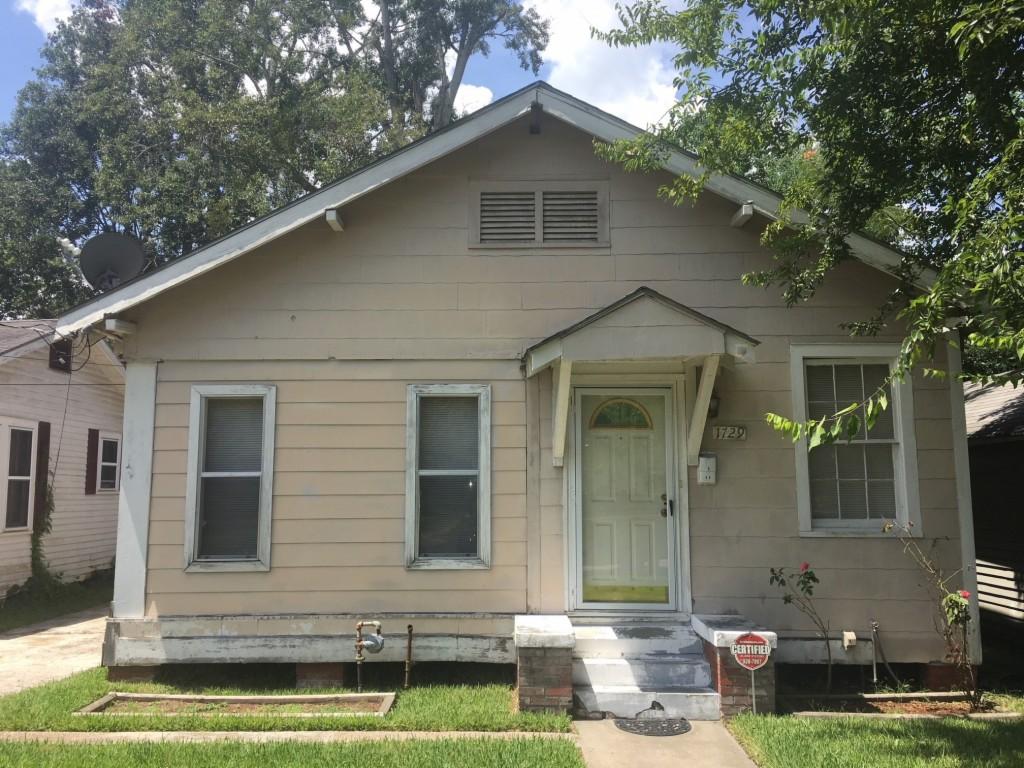 1729 N 25th,Baton Rouge  LA
