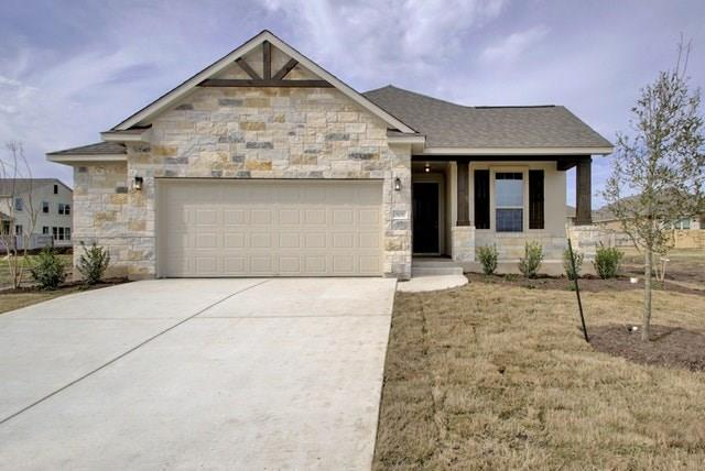 909 Centerra Hills CIR, Round Rock in Williamson County, TX 78665 Home for Sale
