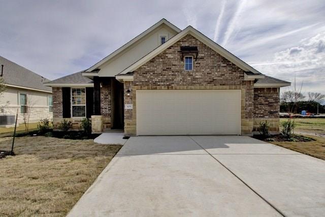 809 Centerra Hills CIR, Round Rock in Williamson County, TX 78665 Home for Sale