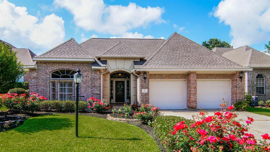 52 Carmel Court, Montgomery in Montgomery County, TX 77356 Home for Sale