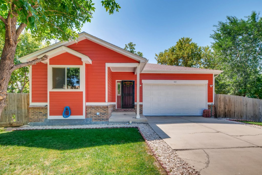 322 Gray Street Lakewood, CO 80226