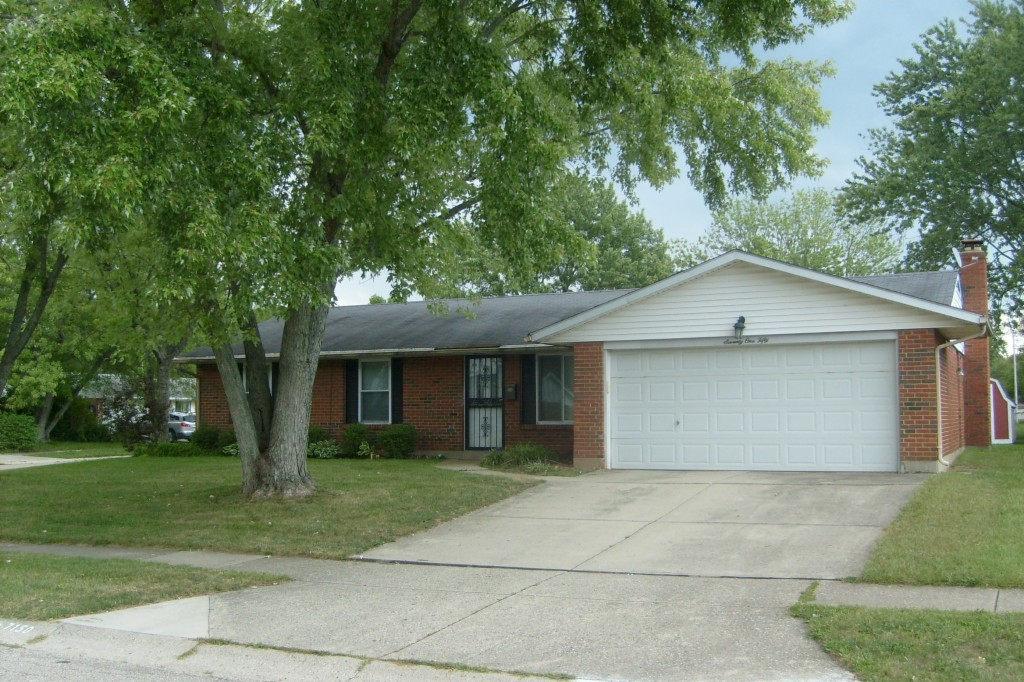 7150 Dial Dr, one of homes for sale in Huber Heights