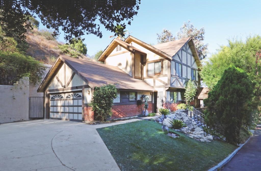 810 Summit Dr South Pasadena, CA 91030
