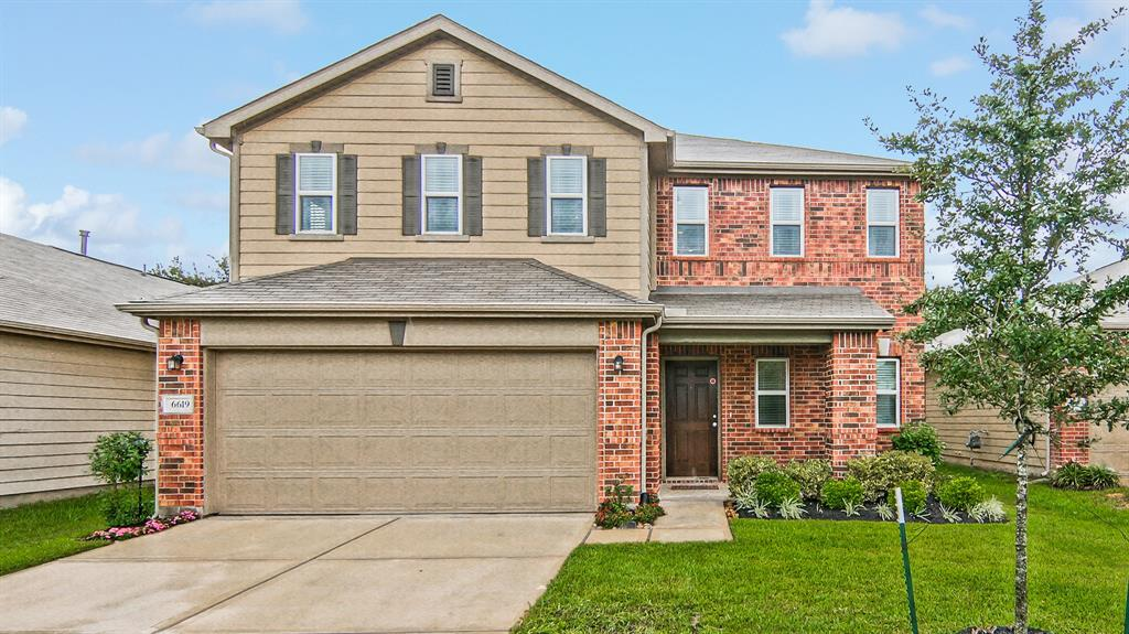 6619 Lindale Springs Lane, Katy in Harris County, TX 77449 Home for Sale