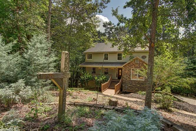 2523 Tamarack Dr, Blairsville in Pickens County, GA 30512 Home for Sale