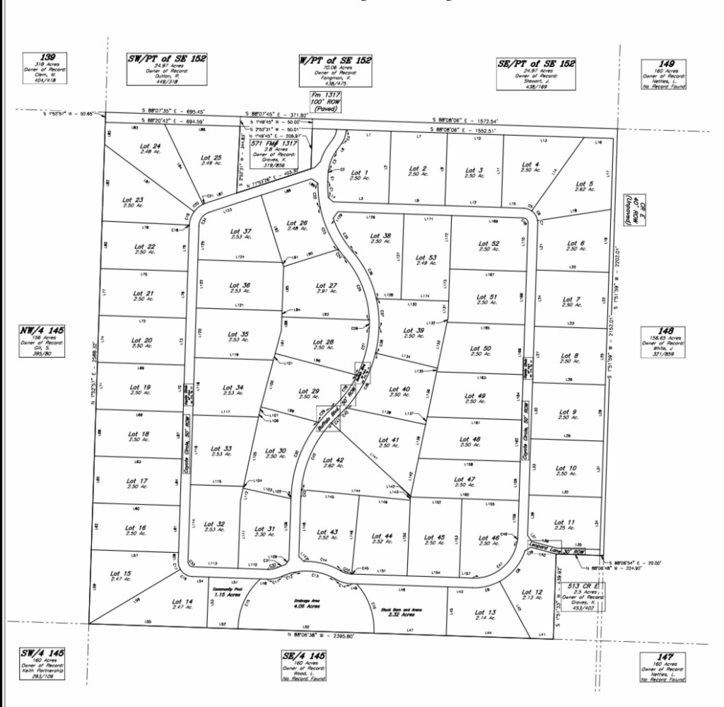 Lot 1 FM RD 1317 New Home, TX 79383