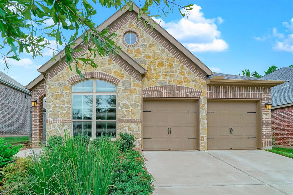 198 Kinnerly Peak Place, Montgomery in Montgomery County, TX 77316 Home for Sale