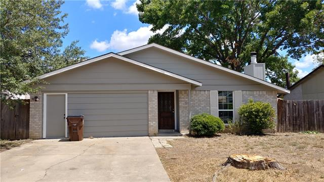 1802 Cameo DR, Round Rock in Williamson County, TX 78664 Home for Sale