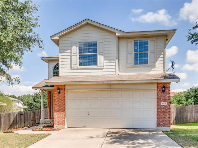1605 Plume Grass PL, Round Rock in Williamson County, TX 78665 Home for Sale