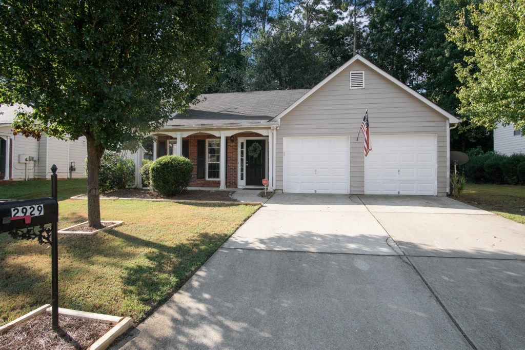 2929 Yukon Trl, Acworth in Cobb County, GA 30101 Home for Sale