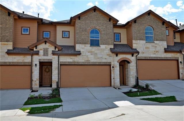 1001 Zodiac LN 16, Round Rock in Williamson County, TX 78665 Home for Sale