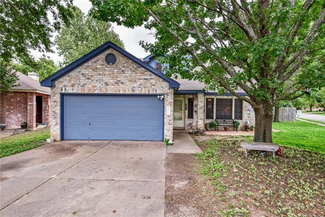 308 Country Aire DR, Round Rock in Williamson County, TX 78664 Home for Sale