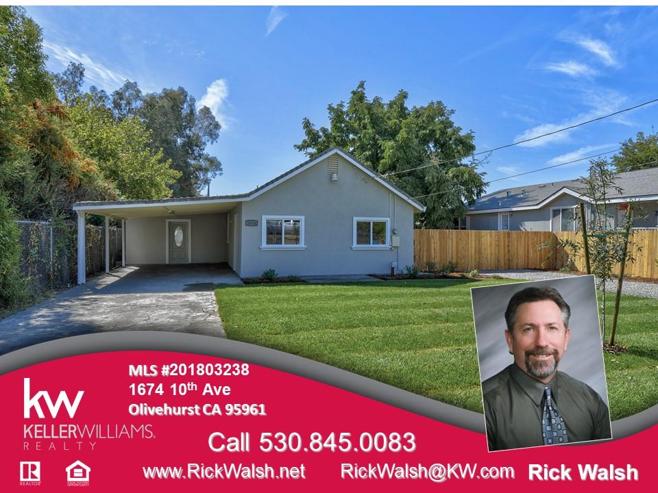 1674 10th Ave Olivehurst, CA 95961