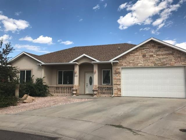 249 S. Vallecito Court, Grand Junction in Mesa County, CO 81503 Home for Sale