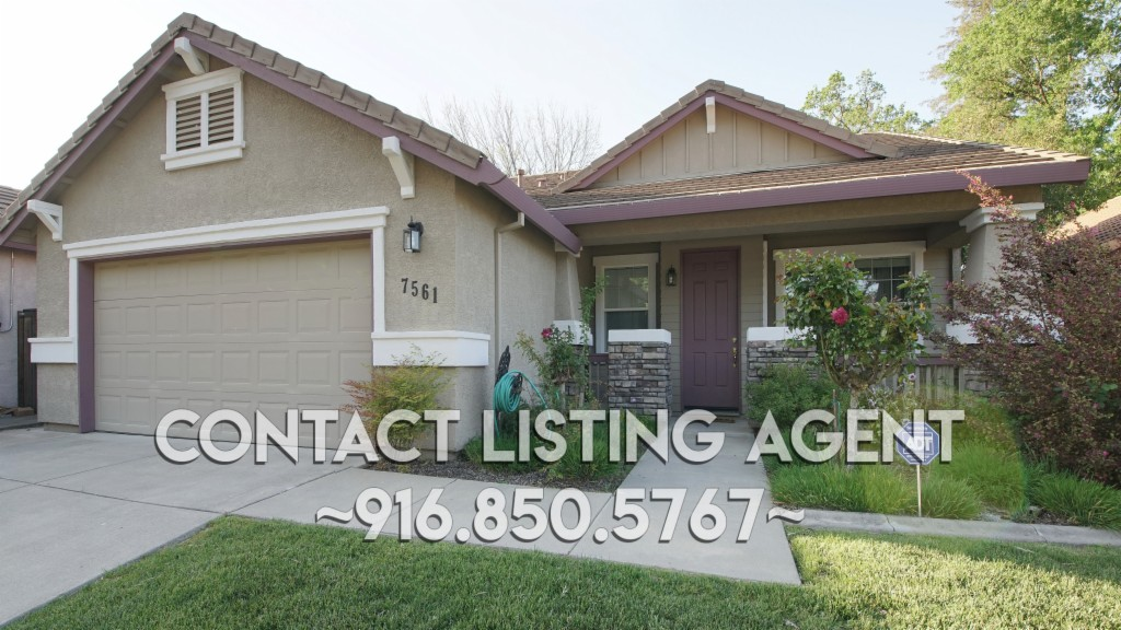 7561 Sylvan Valley Way Citrus Heights, CA 95610