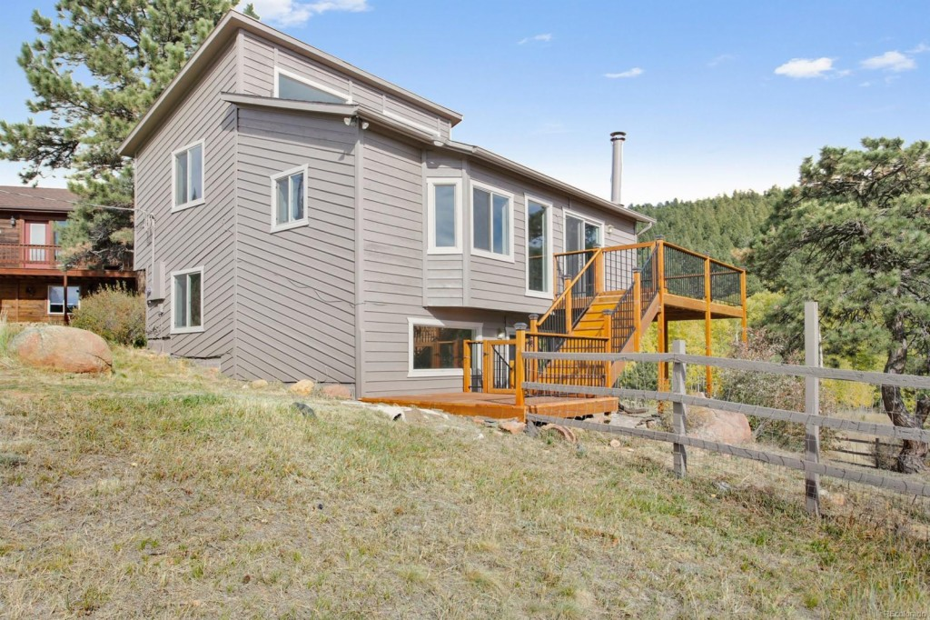 180 Wisp Creek Dr bailey, CO 80421