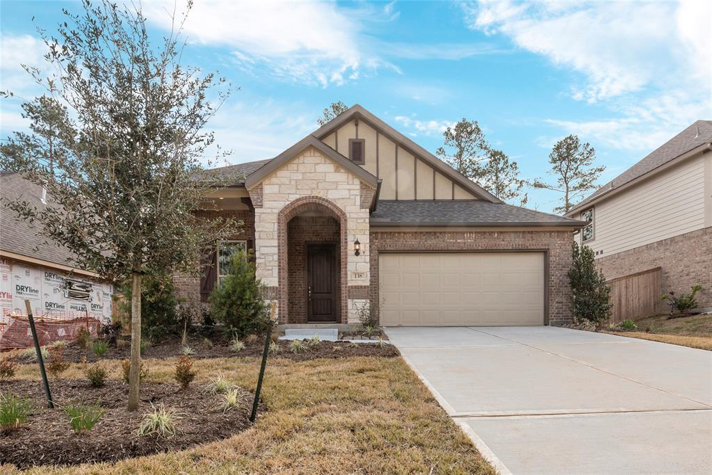 138 Brighton Woods Court, Willis in Montgomery County, TX 77318 Home for Sale