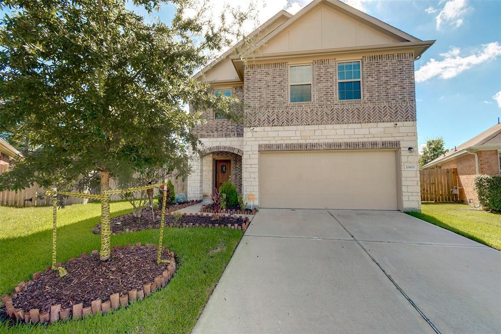 20603 Wood Rain Court, Katy in Harris County, TX 77449 Home for Sale