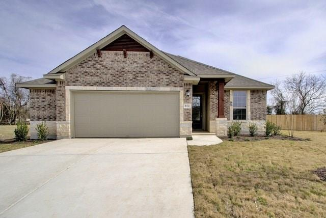 872 Centerra Hills CIR, Round Rock, Texas