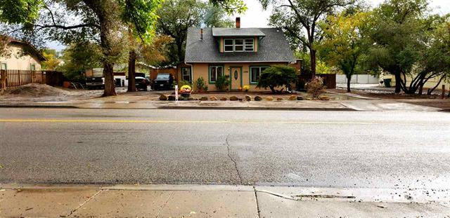 1525 Grand Avenue, Grand Junction in Mesa County, CO 81501 Home for Sale
