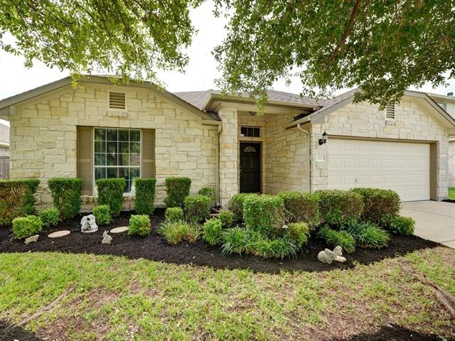 333 Hidden Brook LN, Round Rock in Williamson County, TX 78665 Home for Sale