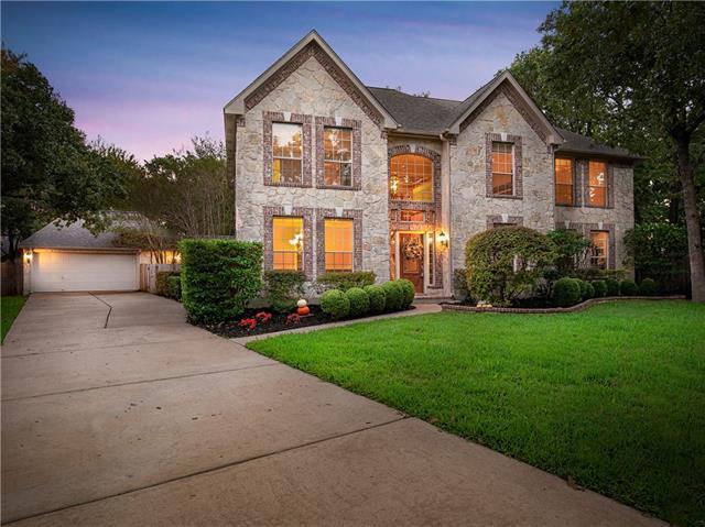 2405 Berwick CV, Round Rock in Williamson County, TX 78681 Home for Sale