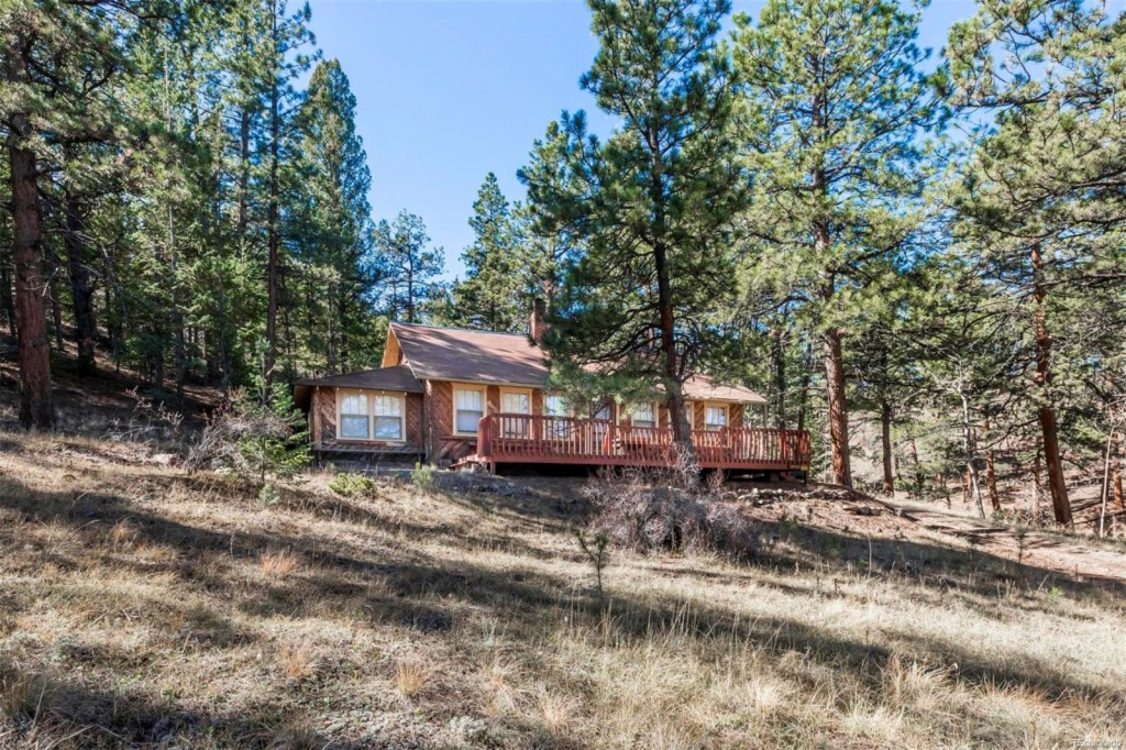 4308 Co Road 64 Bailey, CO 80421