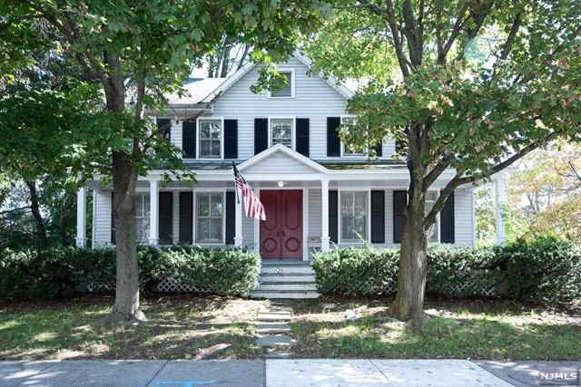 26 Mechanic Street, Ramsey in  County, NJ 07446 Home for Sale