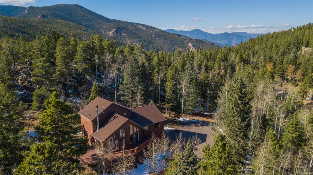 10622 Conifer Mountain Rd, Conifer, Colorado
