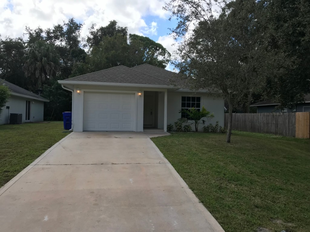 4605 1st STREET, Vero Beach in  County, FL 32968 Home for Sale